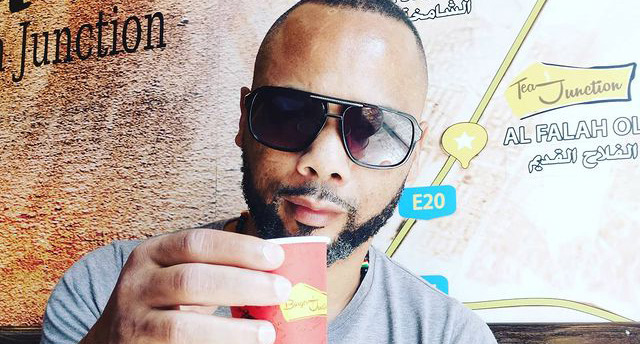 Black Excellence Middle East Awards winner DJ Sir Lennox